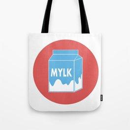 MYLK Tote Bag