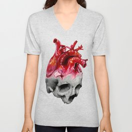 Conflicted Unisex V-Neck
