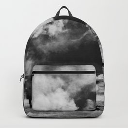 Walking into Fire Backpack