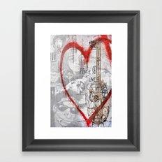 Wall-Art-028 Framed Art Print