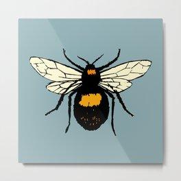 Bumblebee vector Metal Print
