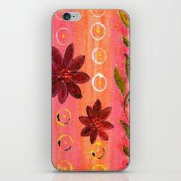 Coral Garden iPhone Skin