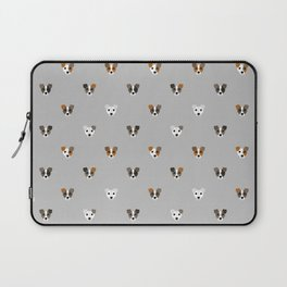 Jack Russell puppies Laptop Sleeve