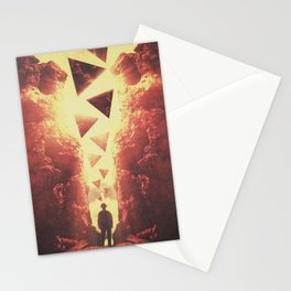 The Traveler Stationery Cards