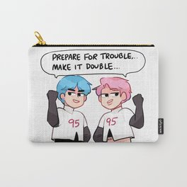 BTS: TEAM 95z! Carry-All Pouch