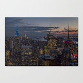NYC 04 Canvas Print
