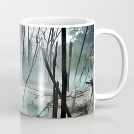 The Blue Crater Coffee Mug