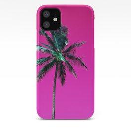 Palm Tree PR iPhone Case