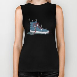 Where are you going? Biker Tank
