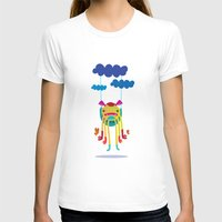 monster T-shirts featuring Monster by Maria Jose Da Luz