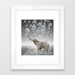 The Simple Things Are the Most Extraordinary (Elephant-Size Dreams) Framed Art Print