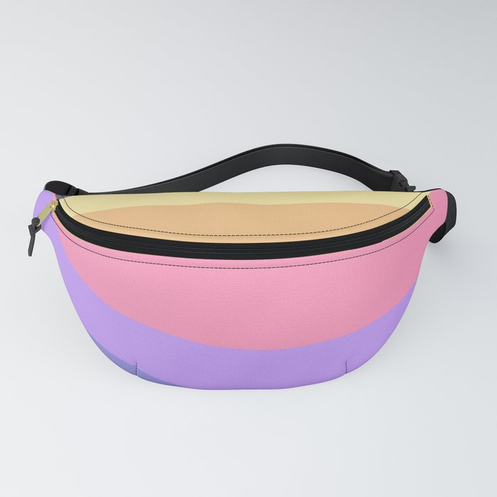 VHS Retro Gradient 1 Fanny Pack