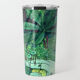 Death and Consequence Travel Mug
