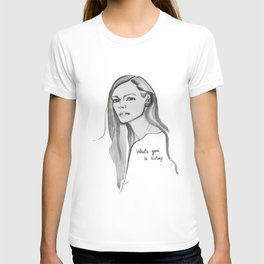 what´s gone T-shirt
