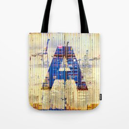 'A' Shed Tote Bag