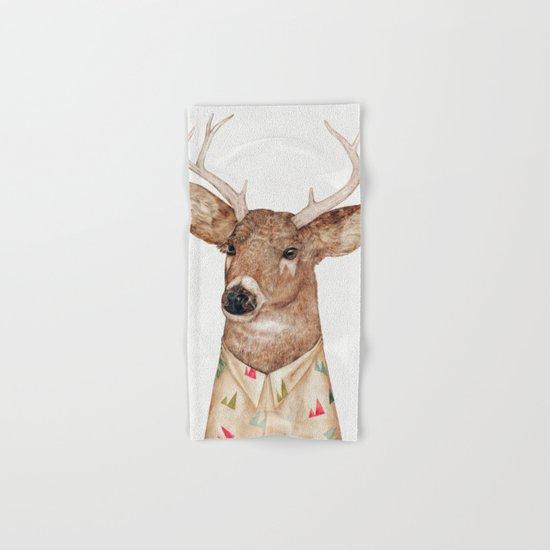 White Tailed Deer Hand & Bath Towel