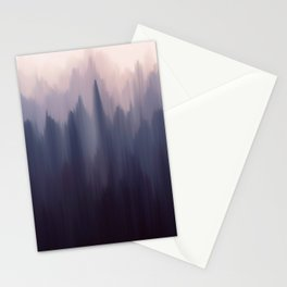 Morning Fog I Stationery Cards