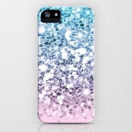 Dazzling Unicorn Gradient  iPhone Case