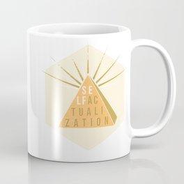 Self Actualization Coffee Mug