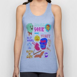 Super Gore Unisex Tank Top