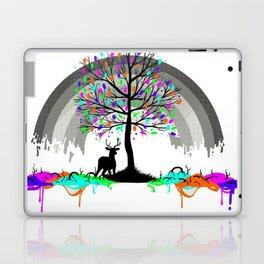 Colorless Raimbow Laptop & iPad Skin
