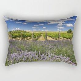 Countryside Vinyard Rectangular Pillow