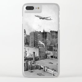 Chicago 1900 Clear iPhone Case