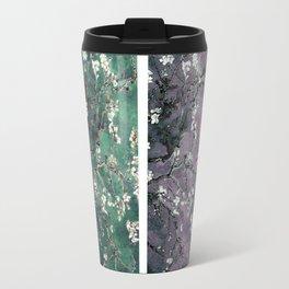 Vincent Van Gogh Almond Blossoms Panel Art Travel Mug