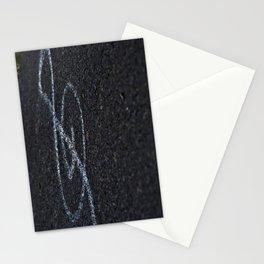 Treble Clef Stationery Cards