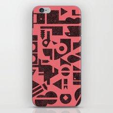 Press Play iPhone & iPod Skin