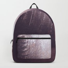 Foggy Forest Trail Backpack