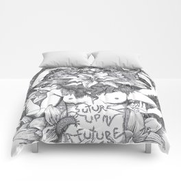 Suture up your future Comforters