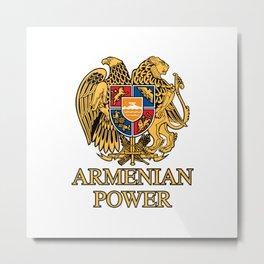 Armenian Power #society6 #decor #buyart #artprint Metal Print