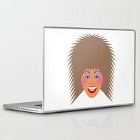 tina Laptop & iPad Skins featuring Greatest Tina by tuditees