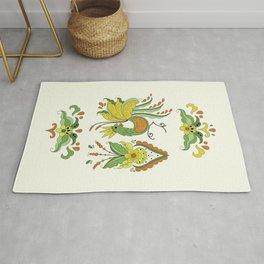 Folklore Rooster - Eivor Rug