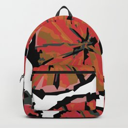 Pink Grapefruit Backpack