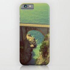 Bridge in Amalfi Coast, Italy iPhone 6s Slim Case