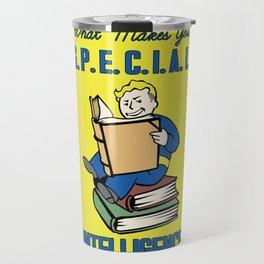 Intelligence S.P.E.C.I.A.L. Fallout 4 Travel Mug