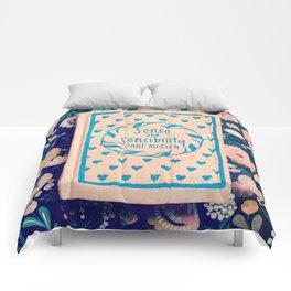 Sense and Sensibility Book Photo Comforters