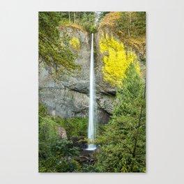 Latourell Falls Canvas Print