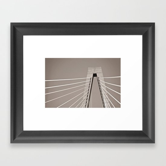 Cooper Crossing Framed Art Print