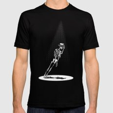 Anti -Gravity  Mens Fitted Tee Black LARGE