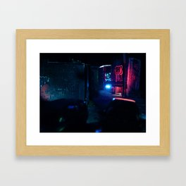 Lost My Shoe : Official Miniature Photography Framed Art Print