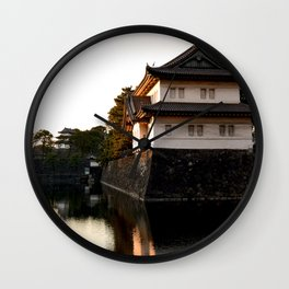 Emperor's Walls Wall Clock