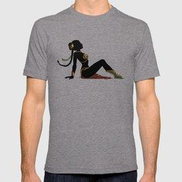 Slave Leia Mudflap T-shirt