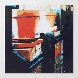 GATERA STUDY 45 Canvas Print