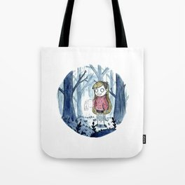 The Lost Twin #2 Tote Bag
