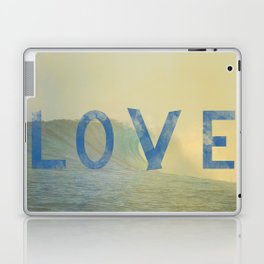 love surf Laptop & iPad Skin