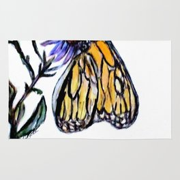 Erika Butterfly One Rug