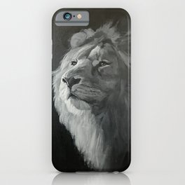 Lion: Out of the Shadows iPhone Case